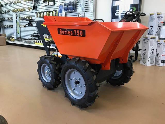 Power Wheelbarrow - MM 750