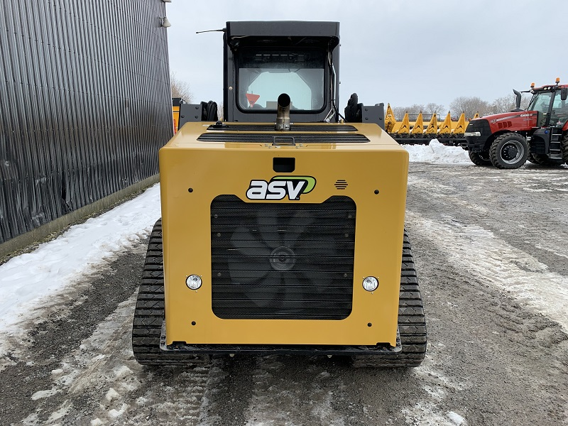 2020 ASV RT-75 COMPACT RUBBER TRACK LOADER