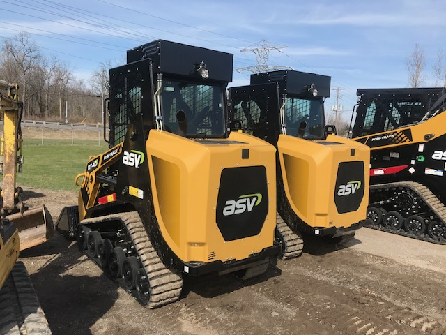 ASV RT40 Compact Track Loader - Brand New Model!