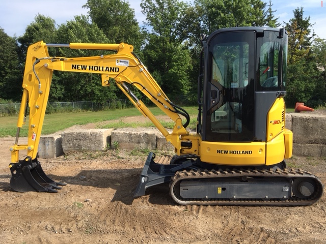 **Rental** New Holland E30B