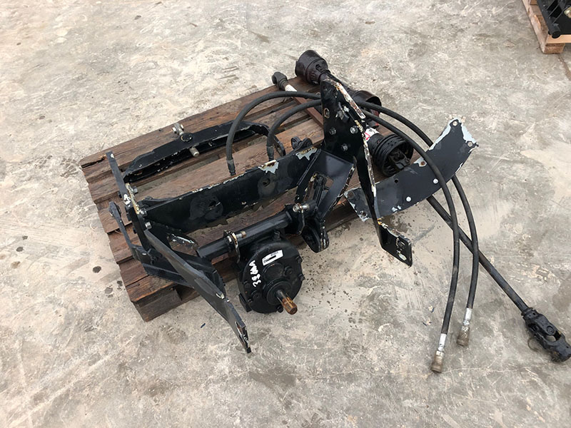 NEW WALCO FRONT 3 POINT HITCH AND PTO KIT