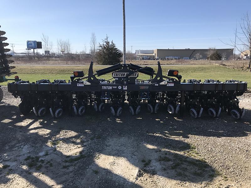 2018 TRU-AG TERRAFORGE 12 ROW STRIP TILLER