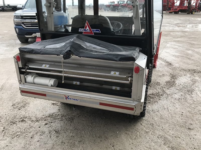 2018 VENTRAC SA250 SALT/SAND DROP SPREADER