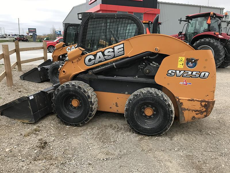 2014 CASE SV250 SKID STEER
