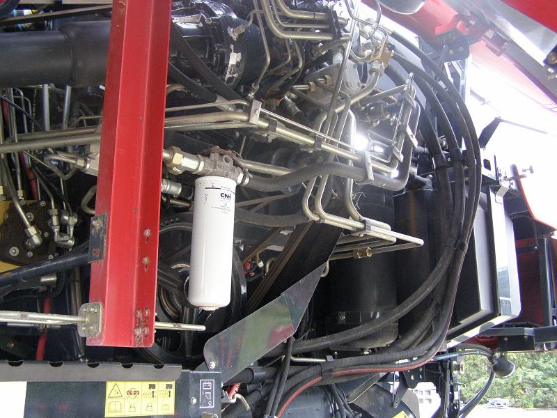2012 CASE IH 8230 AXIAL FLOW COMBINE