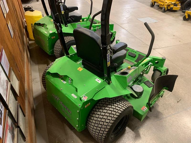 2020 MEAN GREEN RIVAL 60 ELECTRIC ZERO TURN MOWER