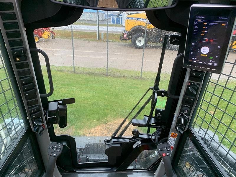2020 NEW HOLLAND L320 SKID STEER LOADER