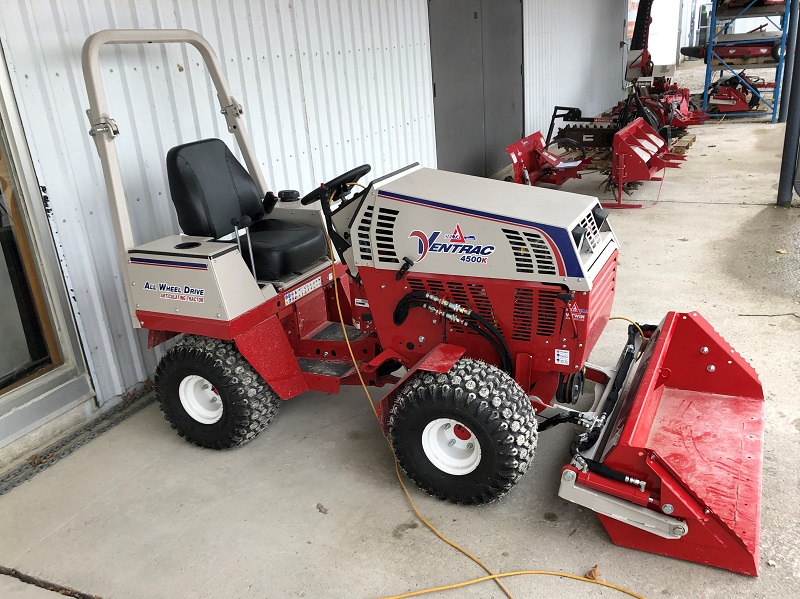 2020 VENTRAC 4500K COMPACT ARTICULATED TRACTOR
