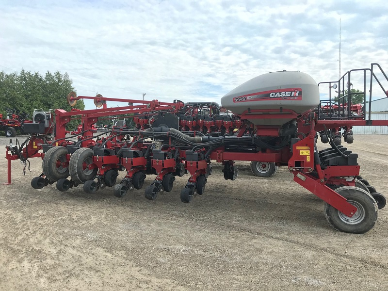 2014 CASE IH 1255 16 ROW EARLY RISER PLANTER
