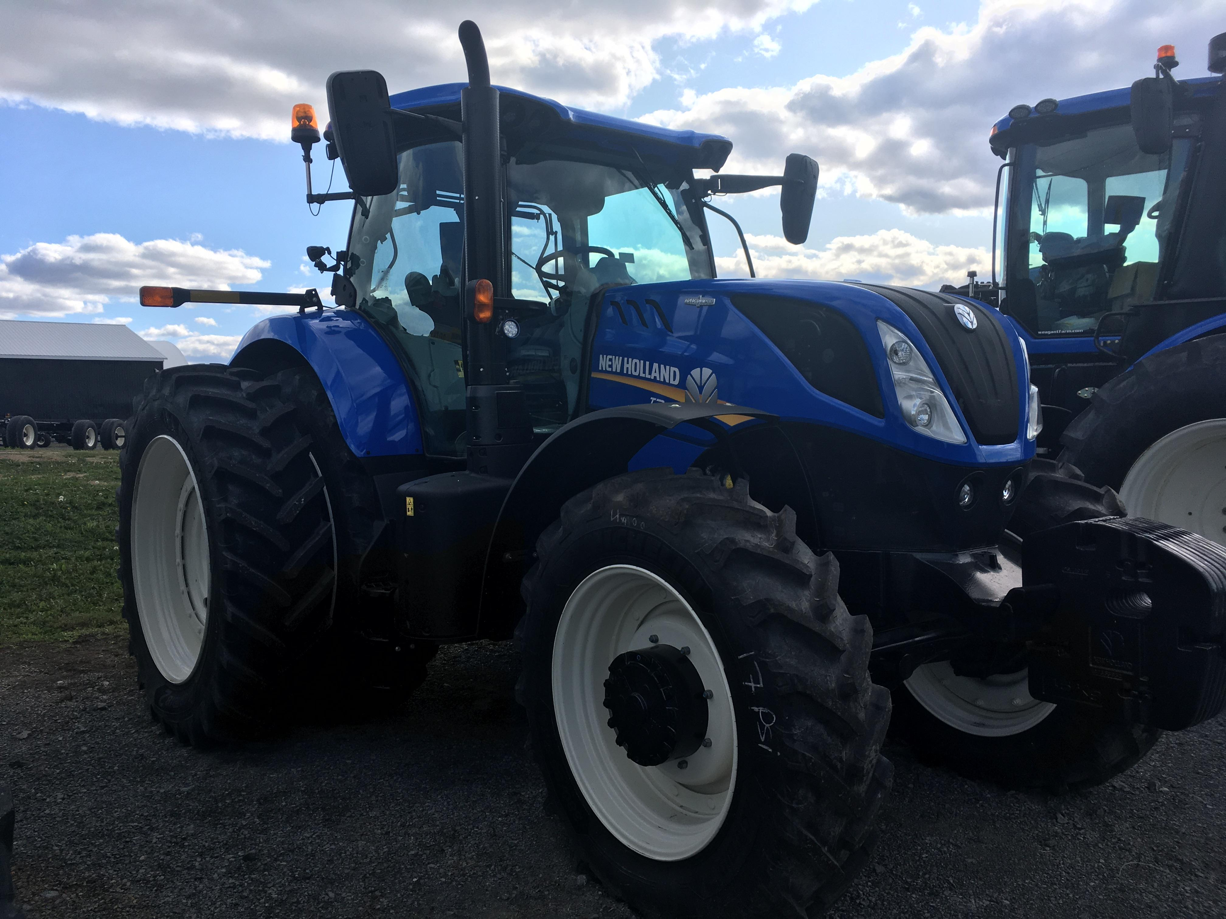 2019 NEW HOLLAND T7.260 AUTO COMMAND TRACTOR