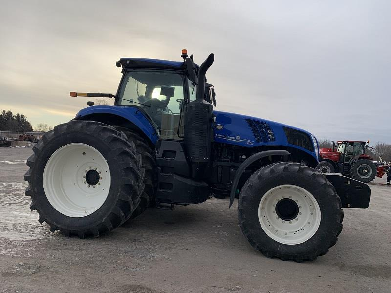 2021 NEW HOLLAND T8.380 TRACTOR