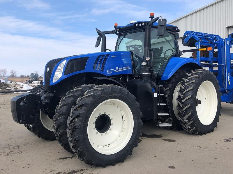 2021 NEW HOLLAND T8.320 AUTOCOMAND TRACTOR