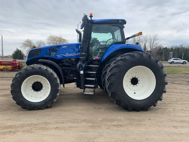 2021 NEW HOLLAND T8.435 AUTOCOMAND TRACTOR