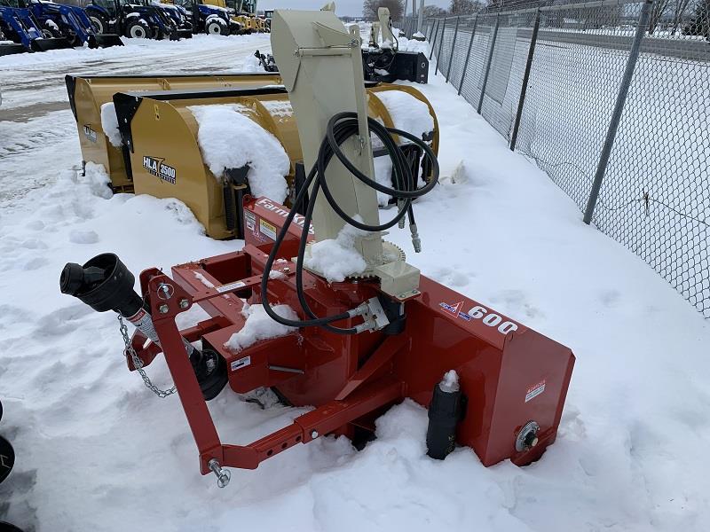 2020 FARM KING Y600-4 SNOW BLOWER