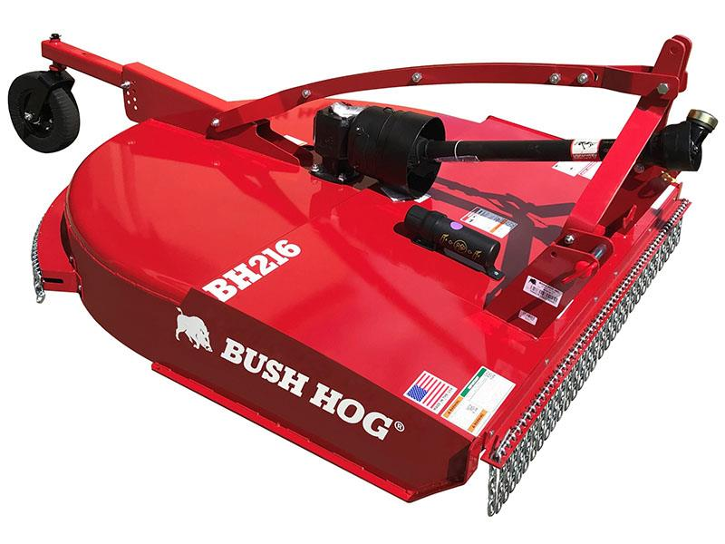 2021 BUSH HOG BH216-1R ROTARY CUTTER