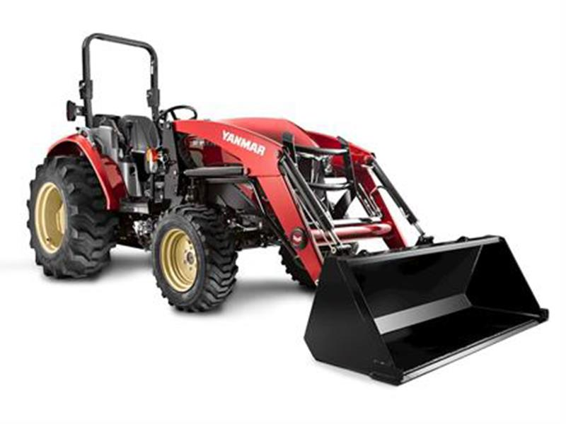 2021 YANMAR YT359 TRACTOR WITH LOADER