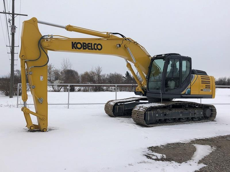 2021 KOBELCO SK210LC-10 CONVENTIONAL EXCAVATOR