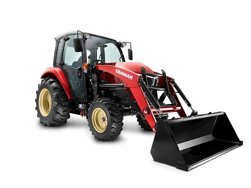 2020 YANMAR YT359 TRACTOR WITH LOADER