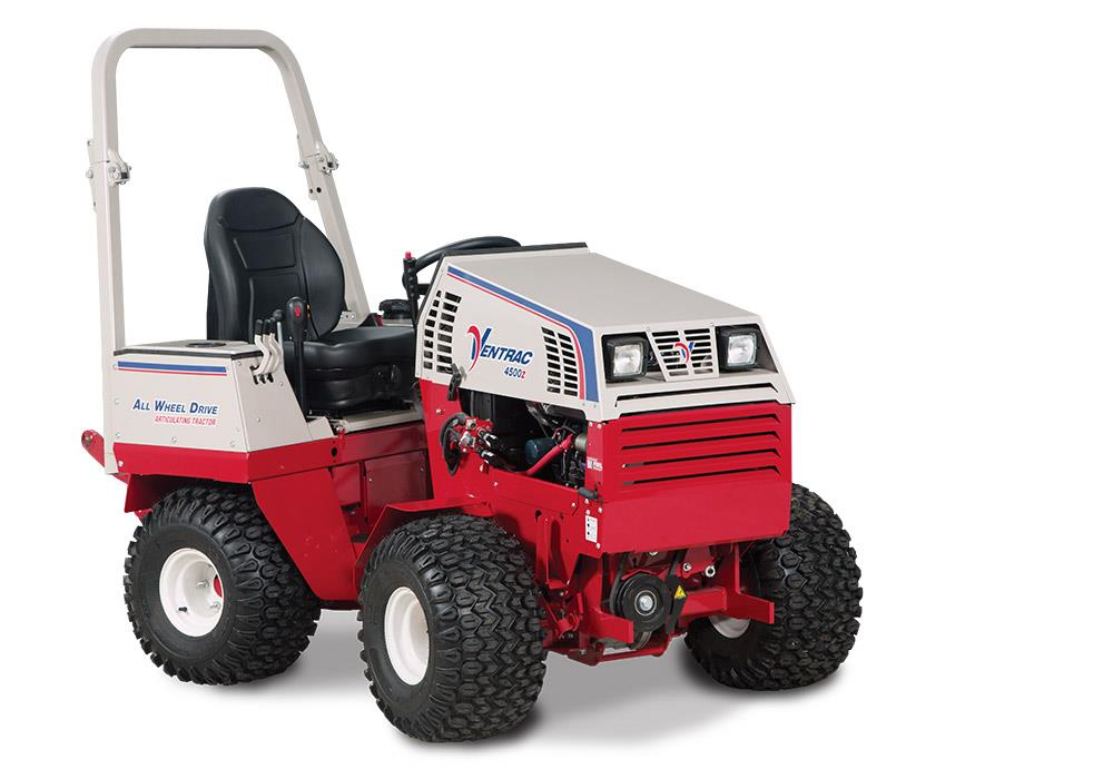 2021 VENTRAC 4500Z COMPACT 4WD TRACTOR