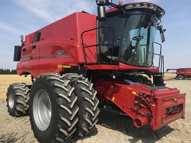 2019 CASE IH 8250 AXIAL FLOW COMBINE