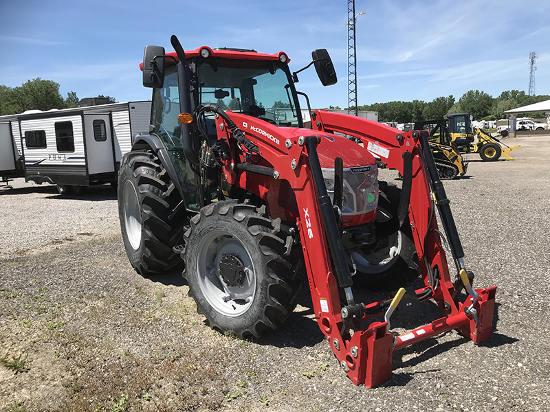 2021 MCCORMICK X4.30 TRACTOR WITH LOADER