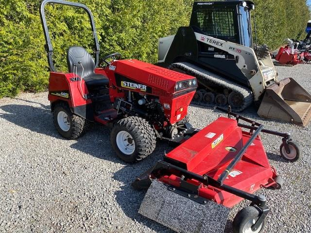 2014 STEINER 440 COMPACT 4WD TRACTOR