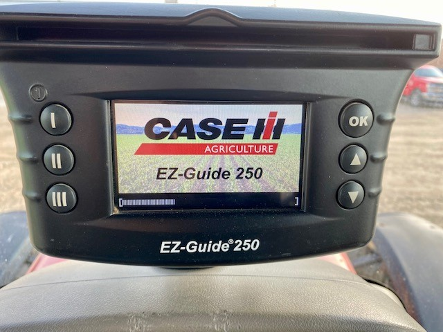 2004 CASE IH MXU125 TRACTOR