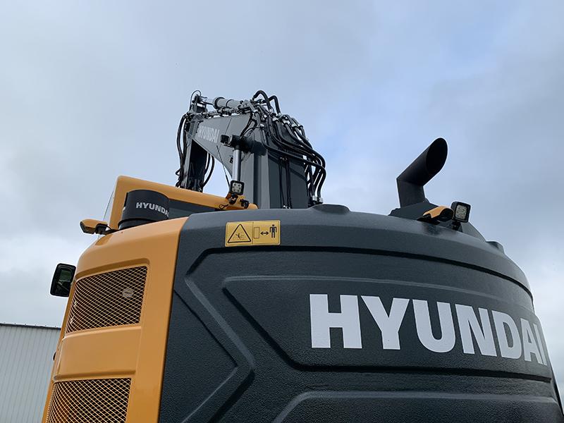 2021 HYUNDAI HX235ALCRD EXCAVATOR