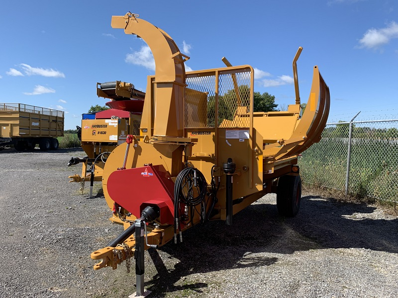 2021 HAYBUSTER BALEBUSTER 2574 BALE PROCESSOR