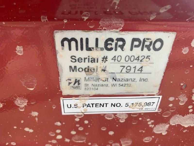 MILLER PRO 7914 HAY INVERTER