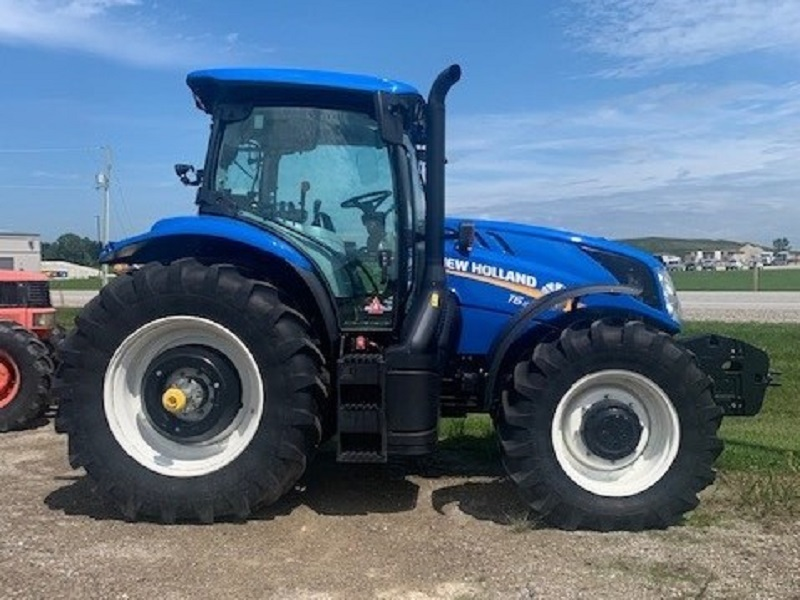 2018 NEW HOLLAND T6.155 PLUS TRACTOR