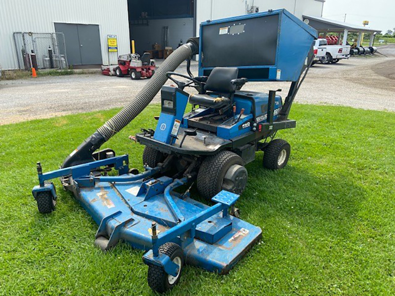 1998 NEW HOLLAND CM224 FRONT MOUNT MOWER