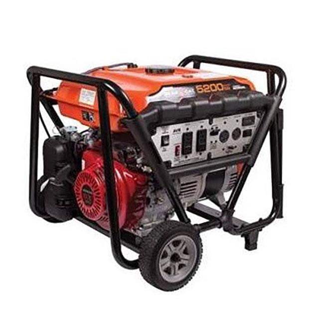 2018 ECHO BEARCAT GN5200 PORTABLE GENERATOR