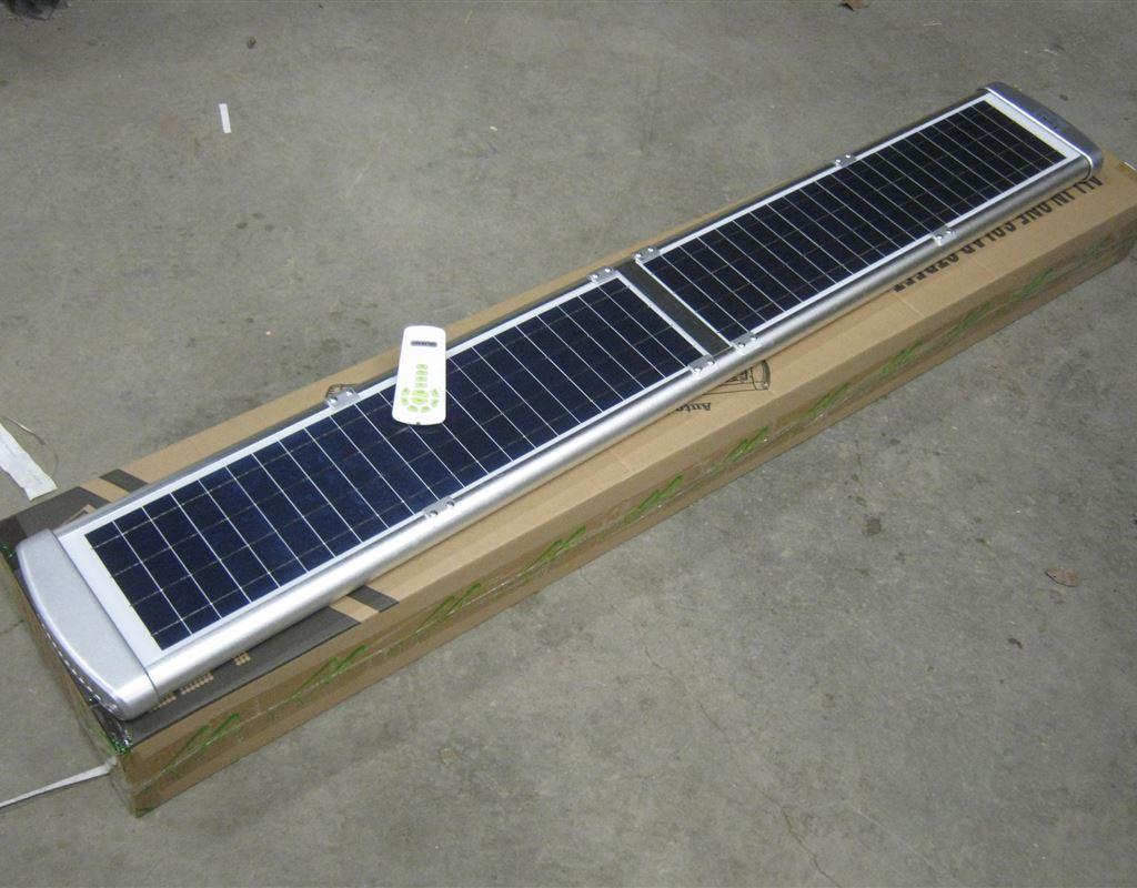 50W Solar Courtyard Light