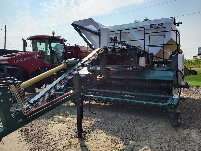 2019 PICKETT TWIN MASTER LOW SPEED COMBINE