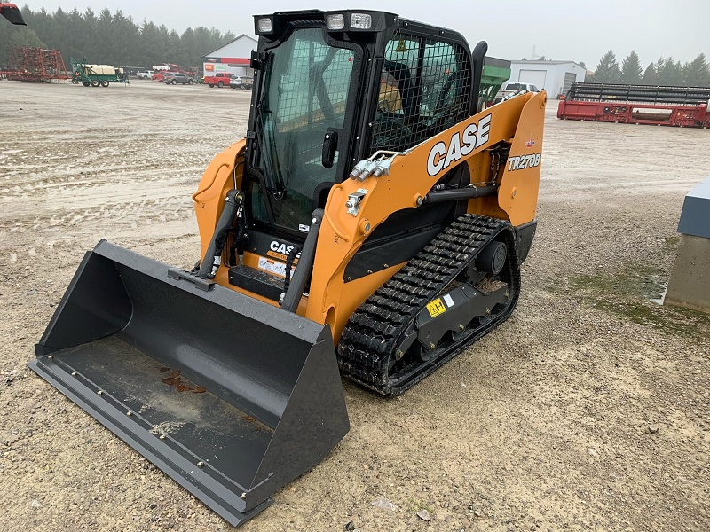 2020 CASE TR270B COMPACT TRACK LOADER