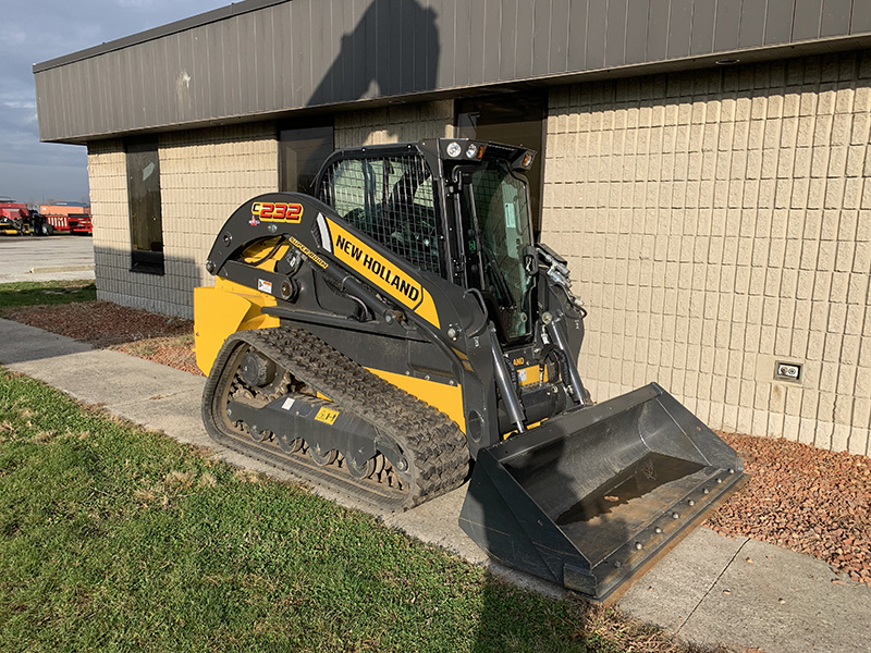 2020 NEW HOLLAND C232 COMPACT TRACK LOADER