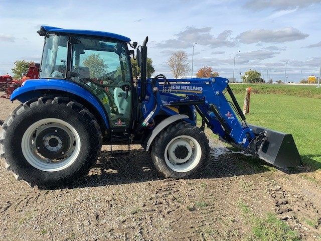 2020 NEW HOLLAND POWERSTAR 75 WITH LOADER TRACTOR