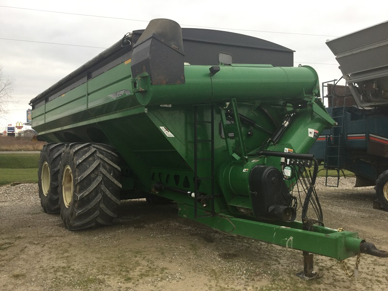 2010 BRENT 1594 GRAIN CART