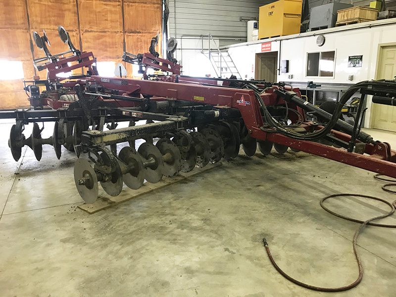 2010 CASE IH ET870-18 DISC RIPPER