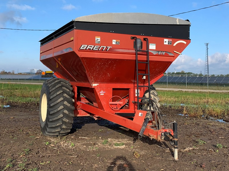 2009 BRENT 678 GRAIN CART