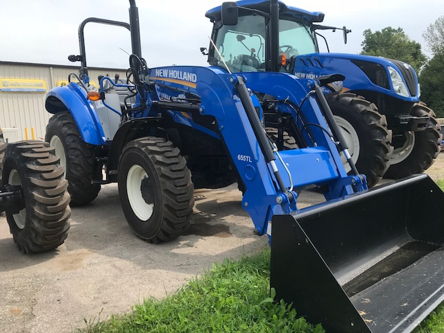 New Holland Powerstar 4.75 Loader Tractor for sale