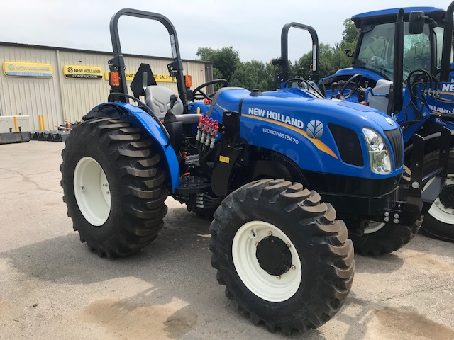 Workmaster 70 utility tractor for sale