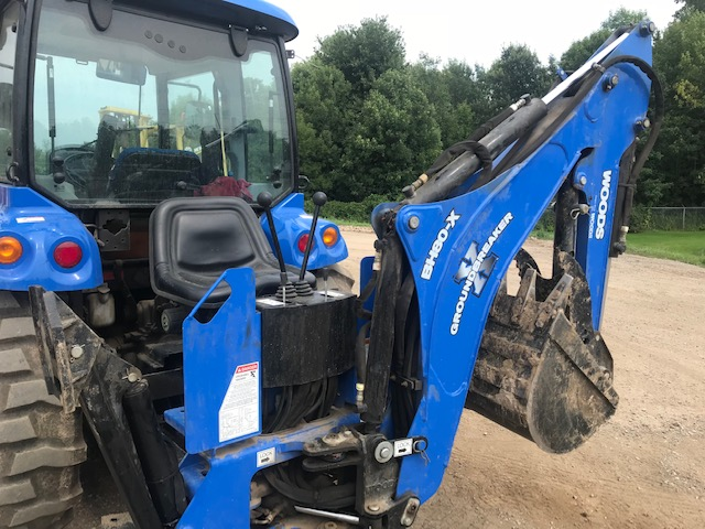 Woods BH80-X backhoe attachment for sale