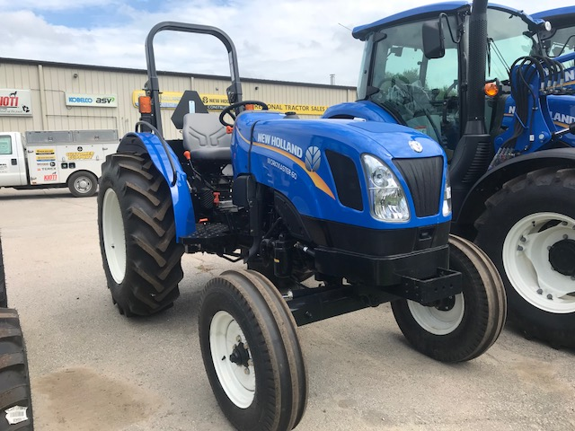 New Holland Workmaster 60 utility tractor
