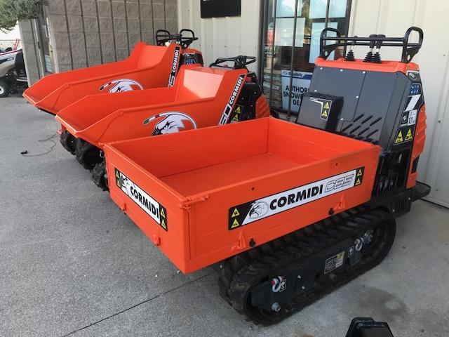 Cormidi 1385 track dumper - SPECIAL