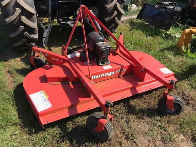 Woods Finishing mower for sale