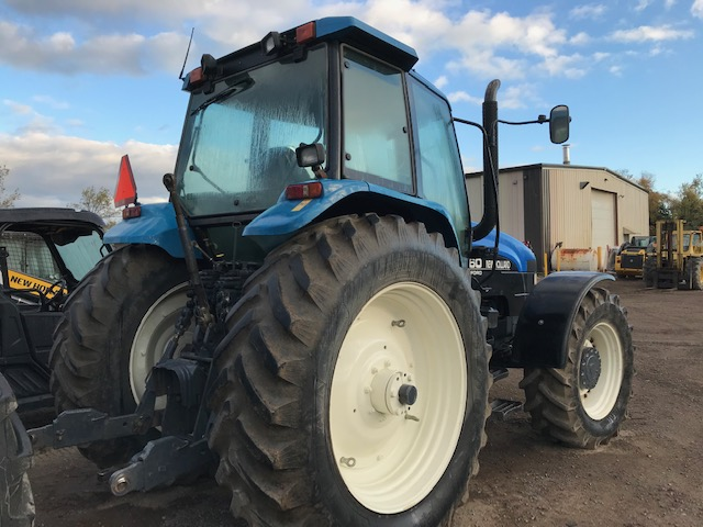 New Holland 8360 tractor for sale
