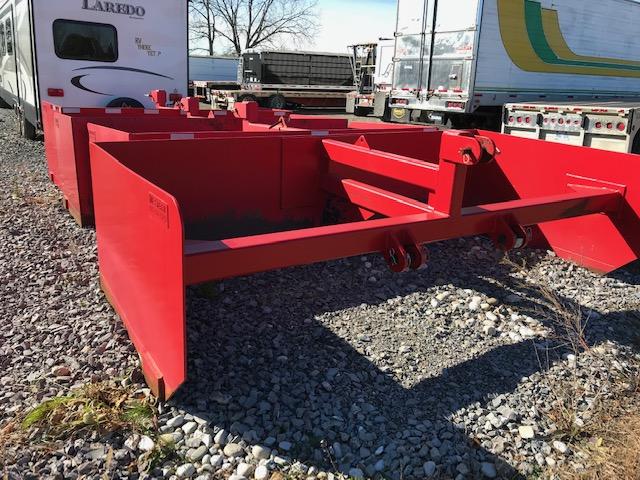 MegaBox snow drag box scraper