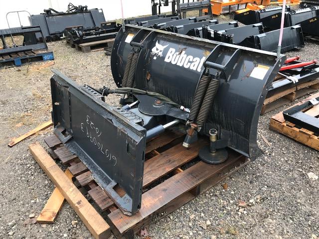 "Bobcat 60"" hydraulic angle plow"